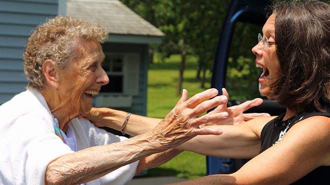 Long-Term Care Considerations