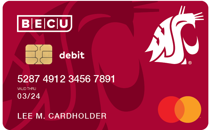 WSU Debit Card