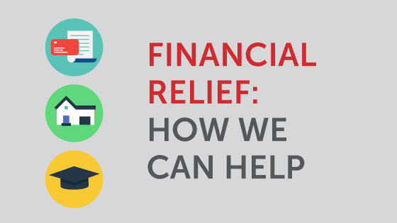 Financial Relief How We Can Help